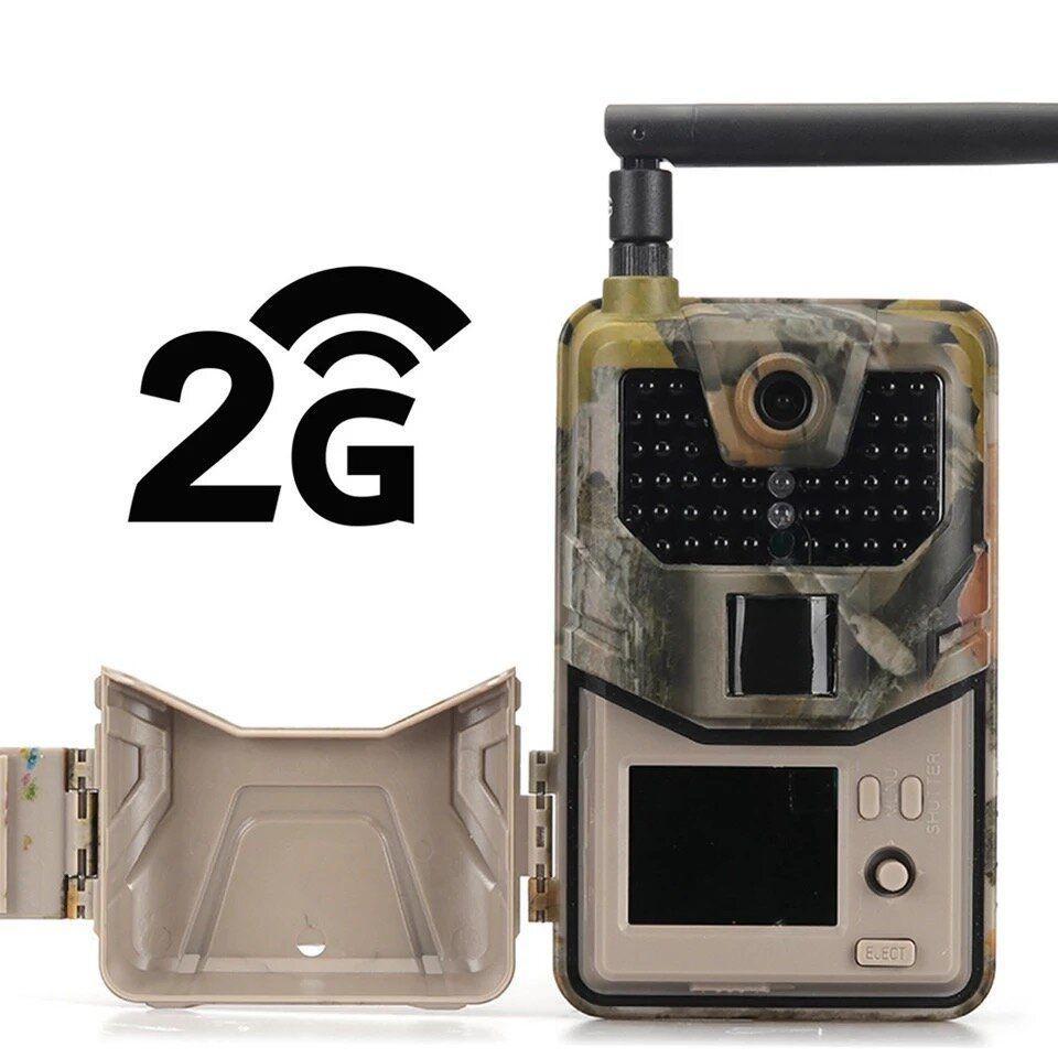 Фотоловушка, Камера для охоты HC-900M GSM GPRS
