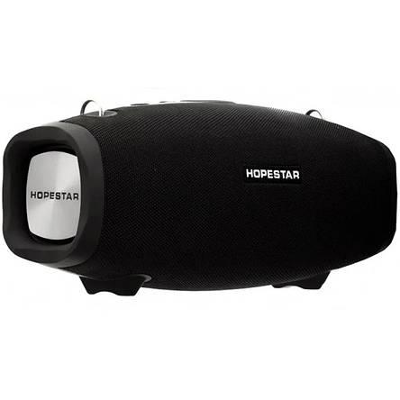Портативная bluetooth колонка Hopestar H41, Черная, фото 2