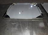 Противень GN 1/1  530х325х50 из нержавеющей стали 201, фото 5