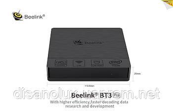 Міні-ПК Beelink BT3 Pro II,Windows10 PRO,4 Гб ОЗУ 64 Гб ПЗУ,Intel Atom X5-Z8350 / 2,4 ГГц, Wi-Fi,BT4.0,USB3.0