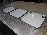 Листи 600х400х20 з нержавіючої сталі 201, фото 2