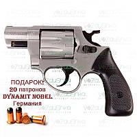 Револьвер Cuno Melcher ME 38 Pocket 4R нікель