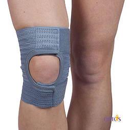 Бандаж колінного суглоба (з відкритою чашкою) Алком 3002