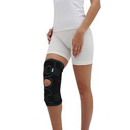 Пов'язку на колінний суглоб роз'ємний Алком 3052