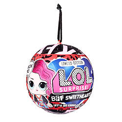 LOL Surprise! Limited Edition BFF Sweethearts Rocker Supreme  ЛОЛ Серія Валентинка - Рокер