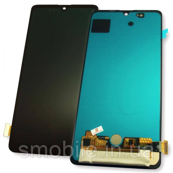 Samsung Дисплей Samsung A715F Galaxy A71 2019 OLED с сенсором, черный