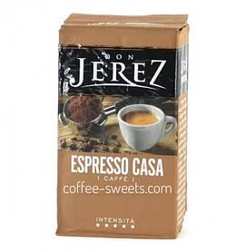Кава мелена Don Jerez Arabica 100% 250g
