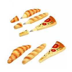 Оригинальная Ручка батон,мороженое,пицца,круассан - подарок, сувенир