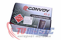 Автосигнализация Convoy XS-3