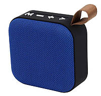 Портативна Bluetooth колонка T5, синя