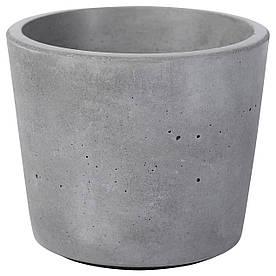 IKEA BOYSENBÄR Кришка для квіткового горщика, для дому / для вулиці світло-сіра (105.005.11)