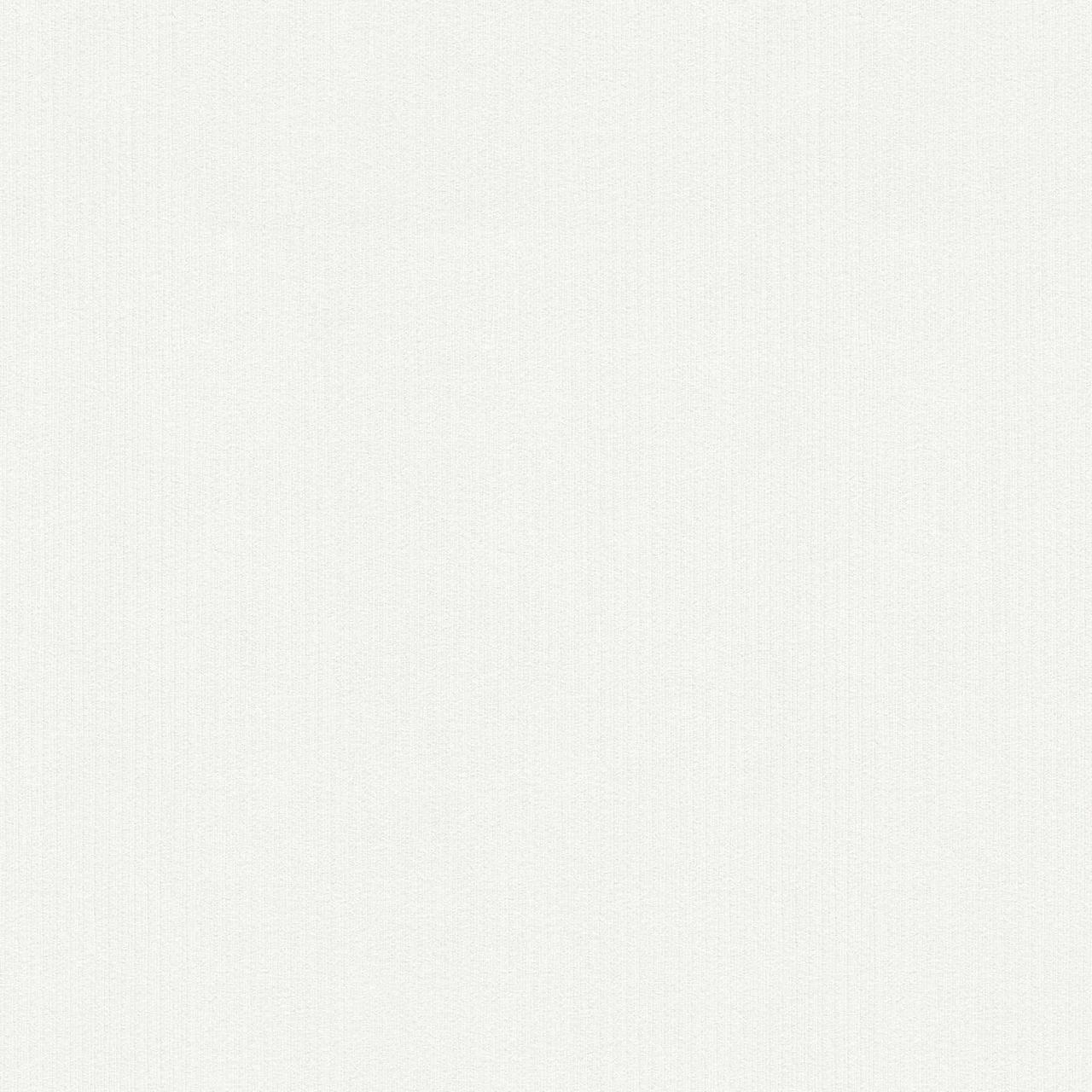 Однотонні білі фактурні шпалери 344572, холодного відтінку, миються вінілові на флізеліновій основі, німецькі