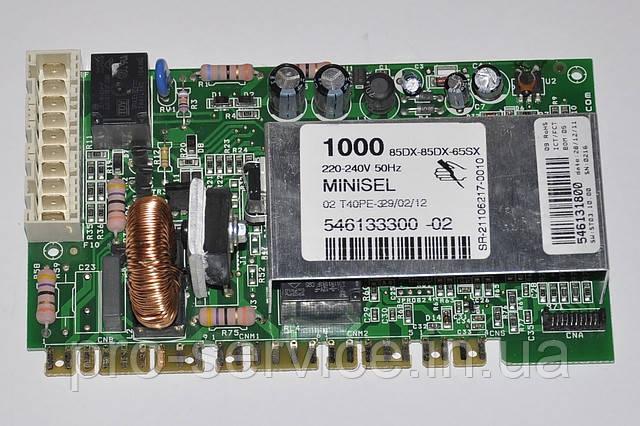 Модуль управления MINISEL  код 546133300 для стиральных машин Ardo TLN105SW