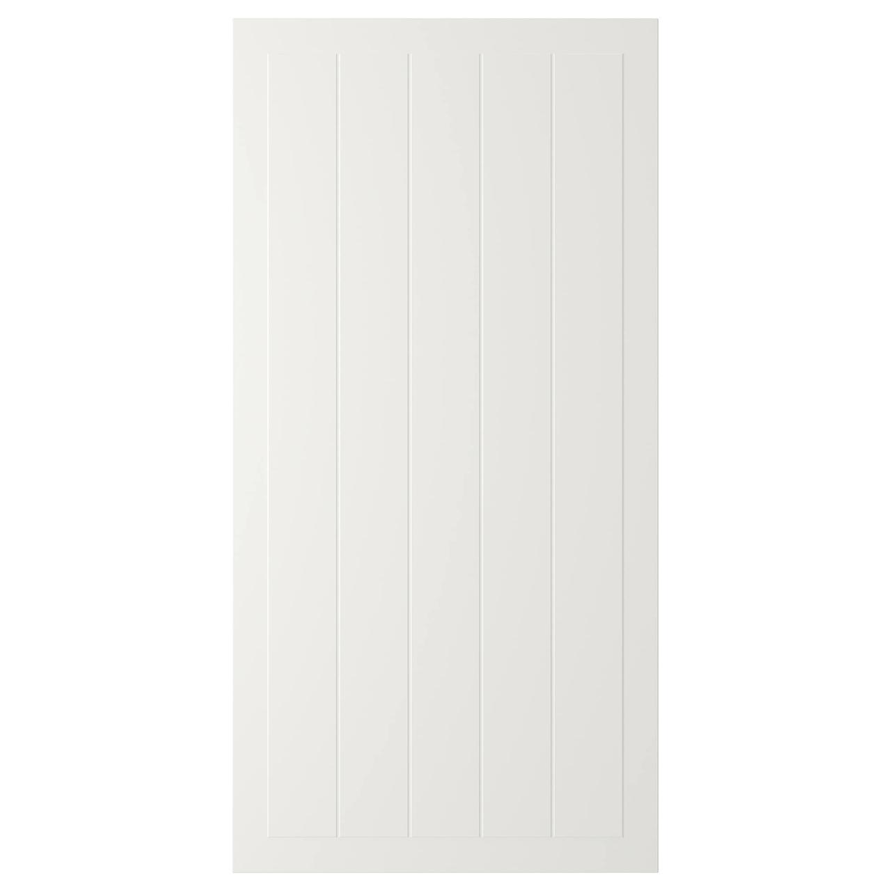 IKEA STENSUND  Дверь белая (404.505.62)