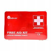 Аптечка автомобільна Godmar E-04 Євростандарт First Aid Kit