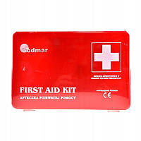 Аптечка автомобильная Godmar E-04 Евростандарт First Aid Kit