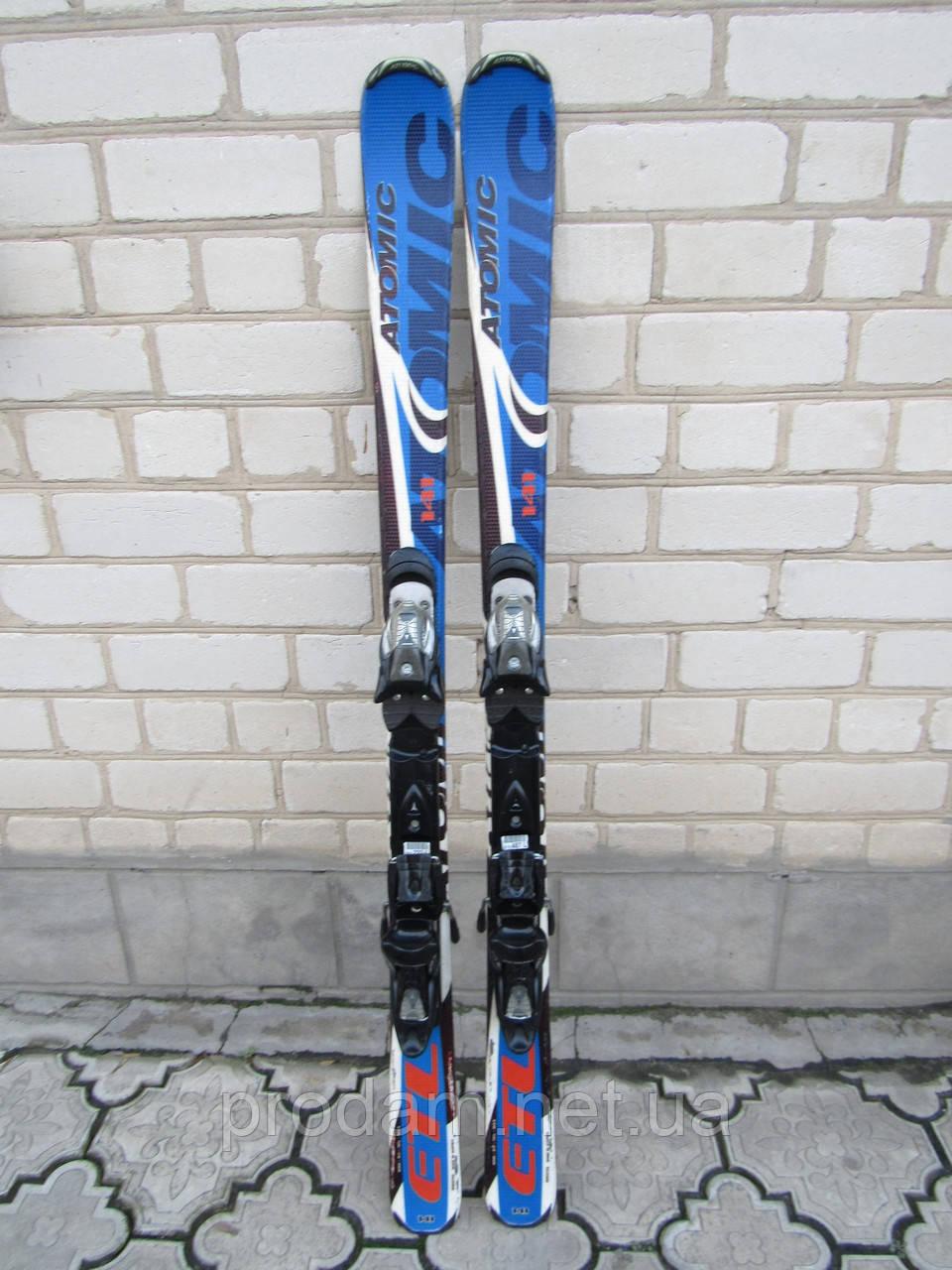 Лыжи горные Atomic ETL 141см