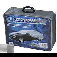 Тент на машину седан Vitol CC13401 М поліестер 432x165