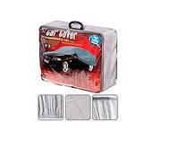 Тент на машину седан Vitol CC13402 L поліестер 482x178