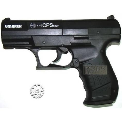 Пневматический пистолет Umarex CP Sport, фото 2