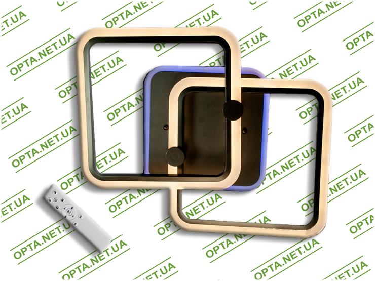 Светодиодная люстра MX2503/2GR LED 3color dimmer (Серый) 55W