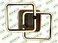 Светодиодная люстра MX2503/2GR LED 3color dimmer (Серый) 55W, фото 3