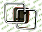 Светодиодная люстра MX2503/2GR LED 3color dimmer (Серый) 55W, фото 4