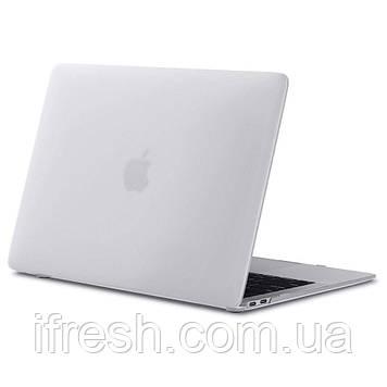 Чехол HardShell MacBook AIR 13 2018, Matte Cleare