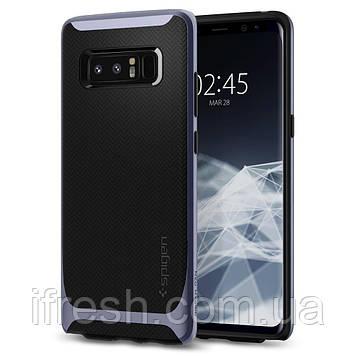 Чехол Spigen для Samsung Note 8 Neo Hybrid, Orchid Gray