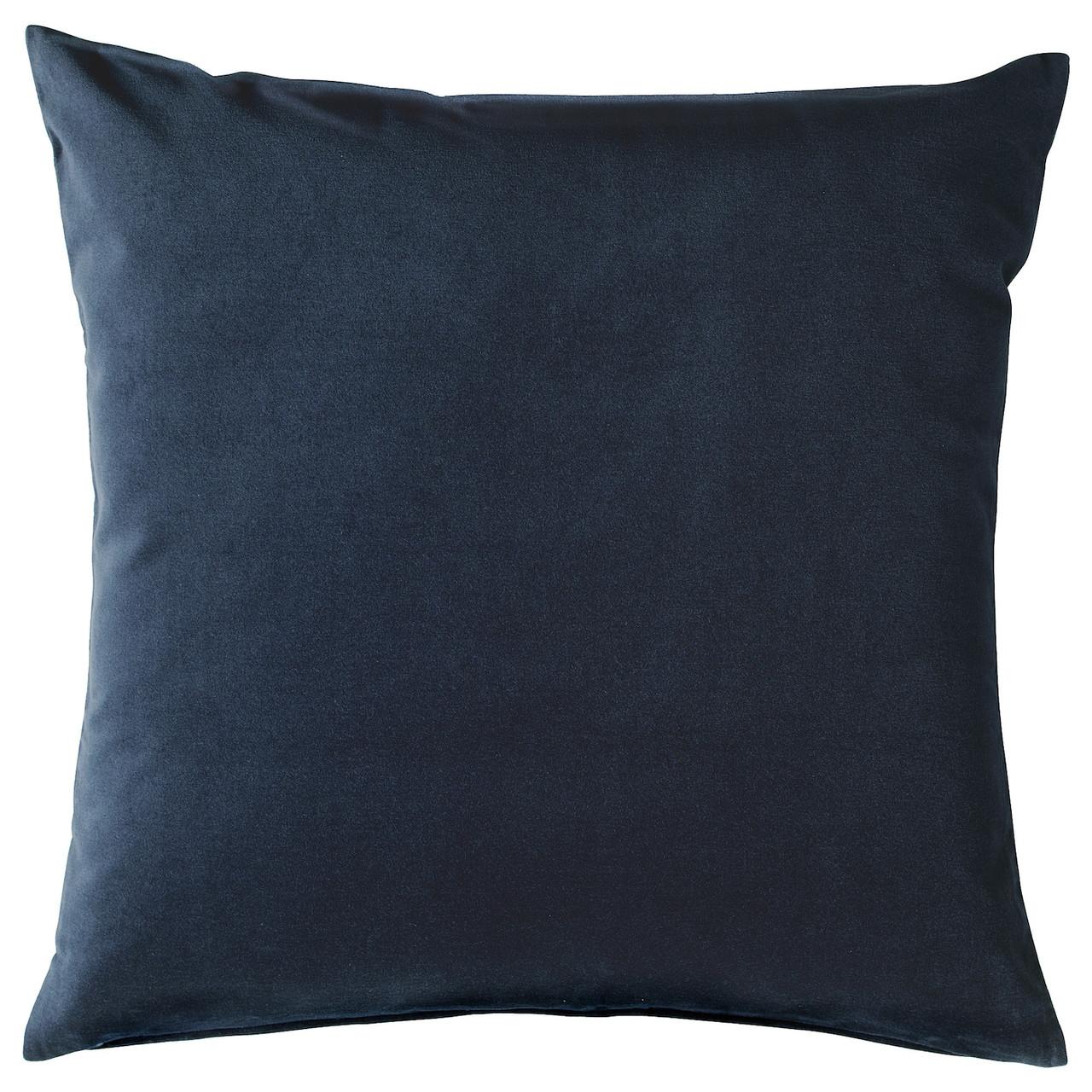 IKEA SANELA  Наволочка, темно-синий (603.436.46)