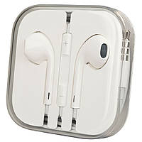Наушники Apple EarPods для iPhone 5,5S, 5С,6
