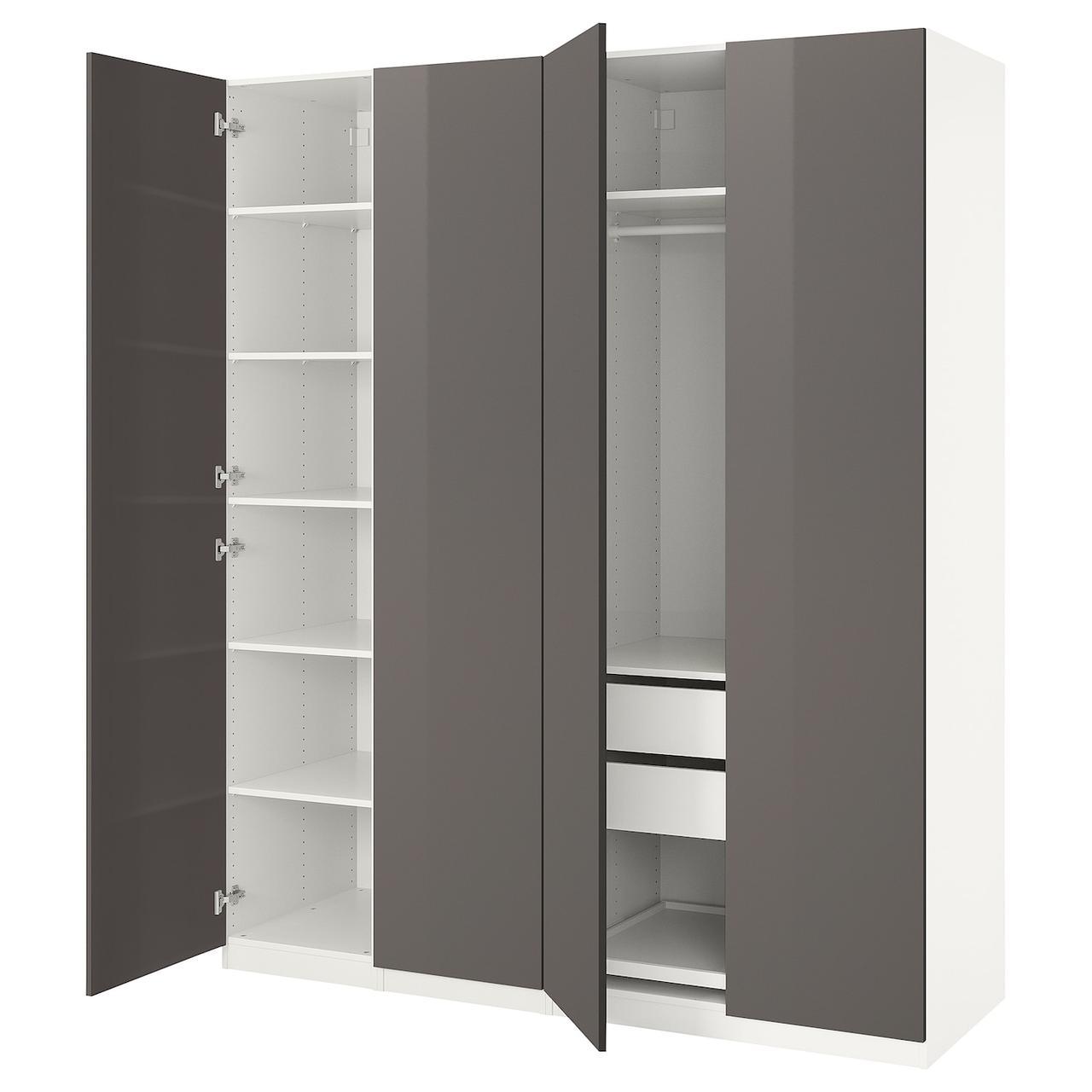 IKEA PAX / FARDAL  Комбинация шкафов (893.866.21)
