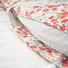IKEA KLIBBGLIM  Комплект постельного белья, разноцветный / цветочный узор (104.822.63), фото 3