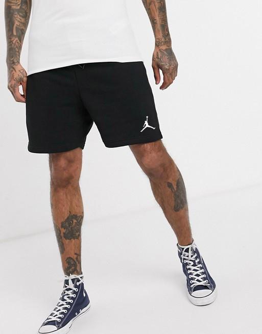 Спортивні чоловічі шорти Jordan (Джордан) чорні