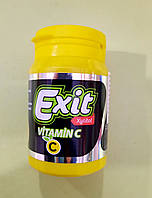 Жевательная резинка Exit лимон 60 г, фото 1