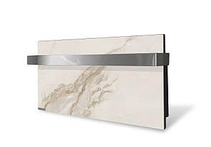 Электрический обогреватель тмStinex, Ceramic 250/220-TOWEL White marble horizontal, фото 2