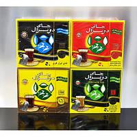 Чай Две газели Do Ghazal Tea в пакетиках 100 пактов