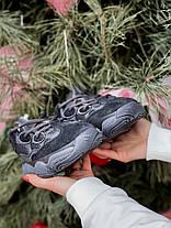"""Кроссовки Adidas YEEZY 500 Utility Black """"Черные"""", фото 3"""