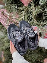 """Кроссовки Adidas YEEZY 500 Utility Black """"Черные"""", фото 2"""