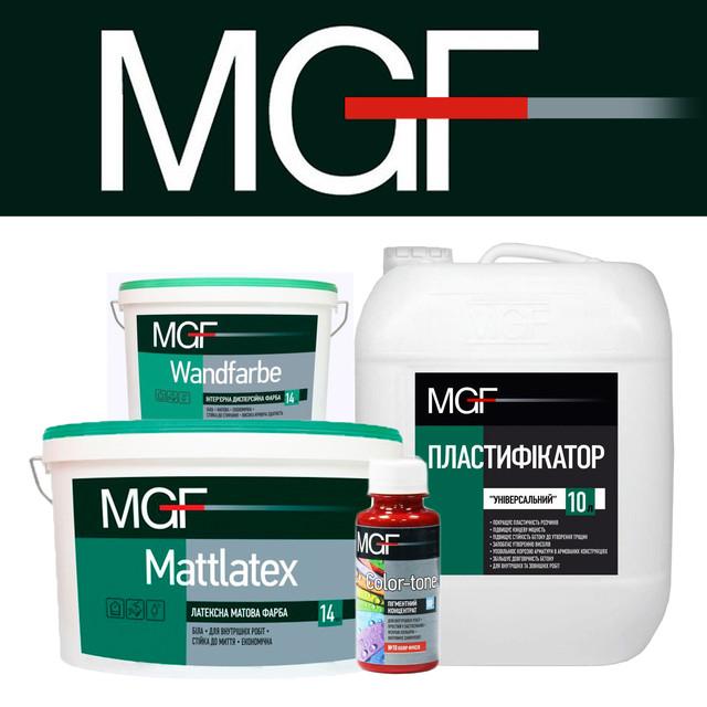 MGF Лакофарбова продукція