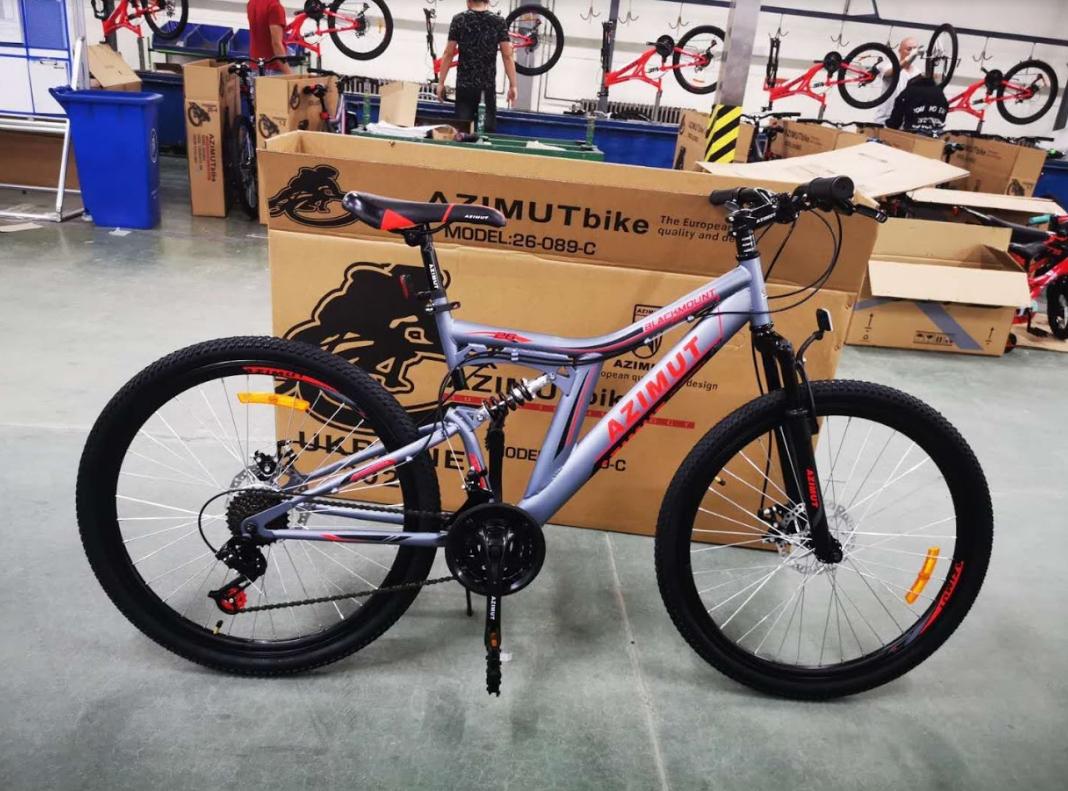 Двоколісний велосипед 20 дюймів Cobra BMX