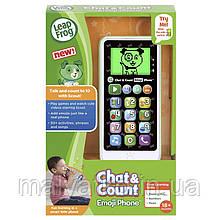 Телефон LeapFrog Chat and Count Emoji