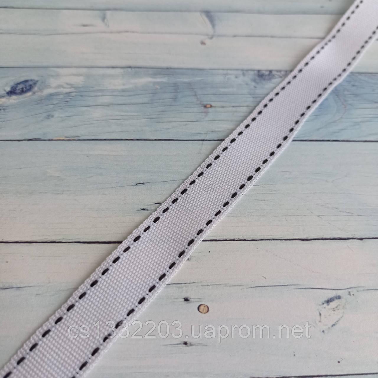 Стрічка - текстиль (ширина 1,5см)