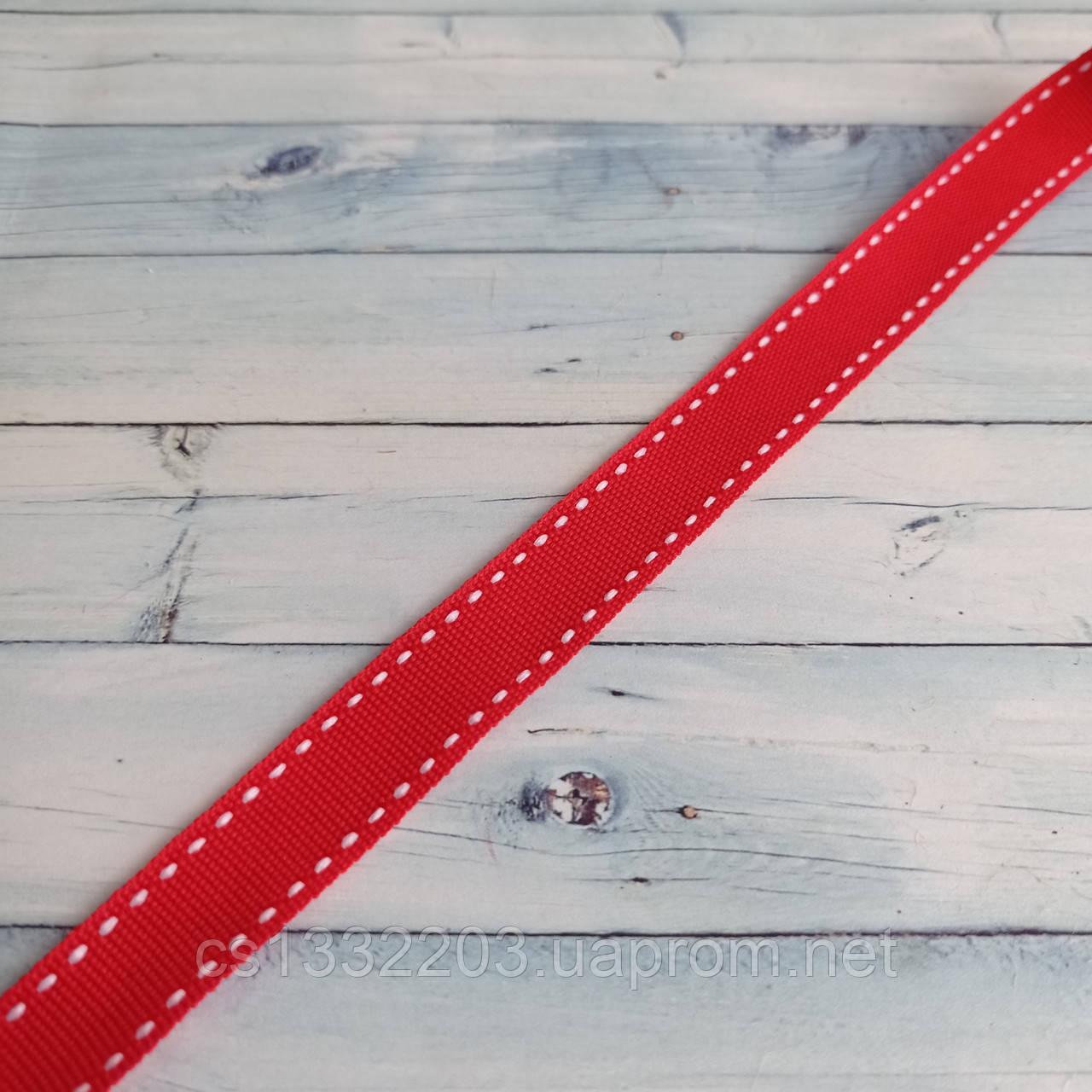Стрічка - текстиль (ширина 1,5 см)