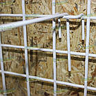 Крючок торговый на сетку 150 мм, крючок для сетчатого стеллажа ГС 150, фото 2