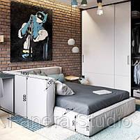 Ліжко FLASHNIKA Скаут, фото 3