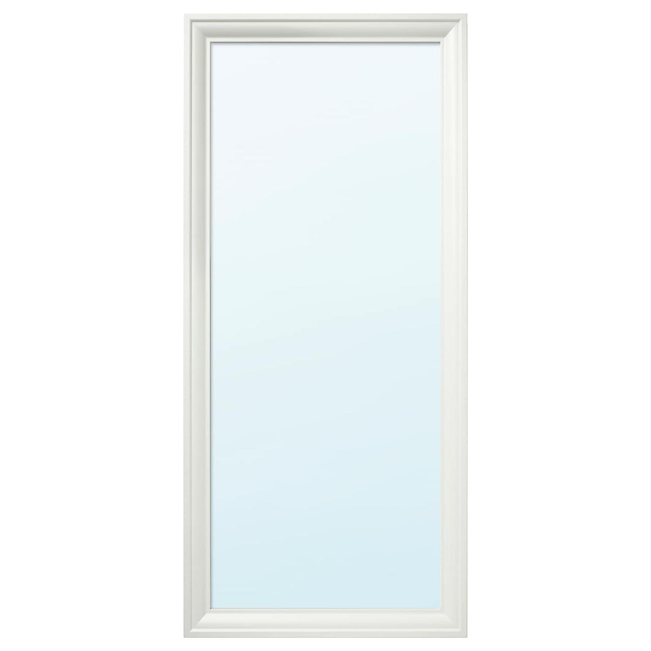 IKEA TOFTBYN  Зеркало, белое (504.591.47)