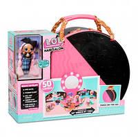 Игровой набор Салон красоты с куклой лол 571322