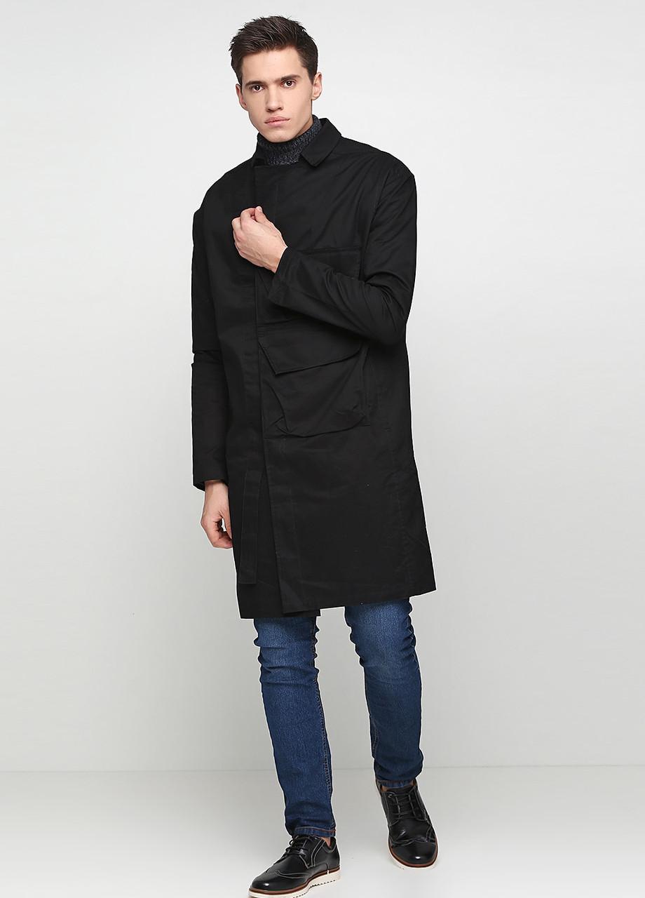 Черная демисезонная куртка размер 48/50 CC-846801