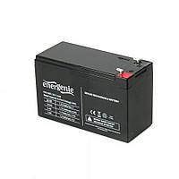 Акумуляторна батарея EnerGenie 12V 7.2 Ah (BAT-12V7.2AH)